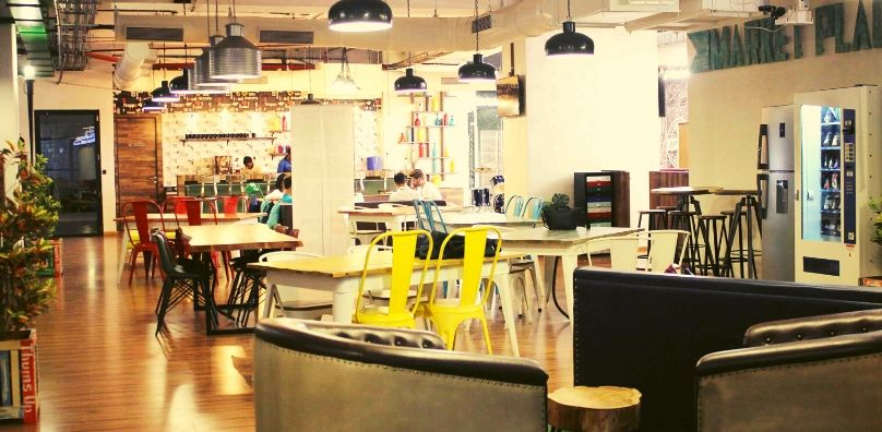 Common Spaces for  Coworkers in Andheri