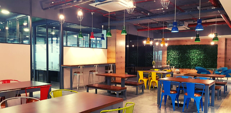 coworking space magarpatta cybercity
