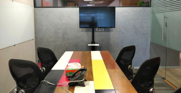 Book 6 Seater Meeting Room in Financial District Hyderabad